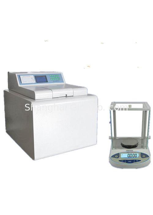 Calorific Value Oxygen Bomb Calorimeter With 7 Inch Color LCD Touch Screen