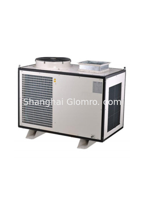 Customized BTU Industrial Portable Spot Air Conditioner For Factory / Workshop