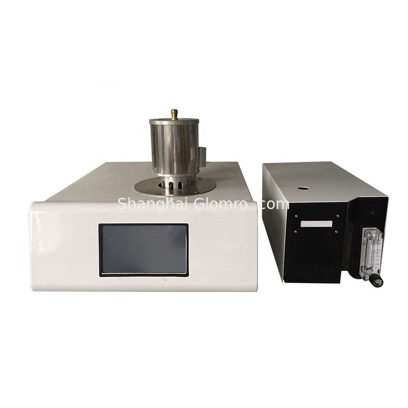 LCD Touch Screen Rubber Thermogravimetric Analyzer